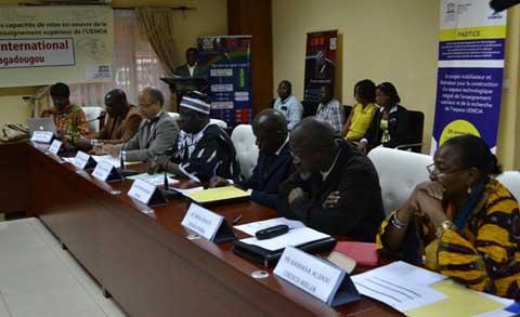 Université de Ouagadougou: les TIC, l'autre grand défi à relever avec l'appui des partenaires