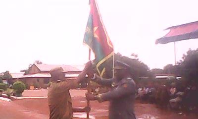 Groupement Central des Armées: Le Colonel Major Raboyinga Kaboré désormais aux commandes