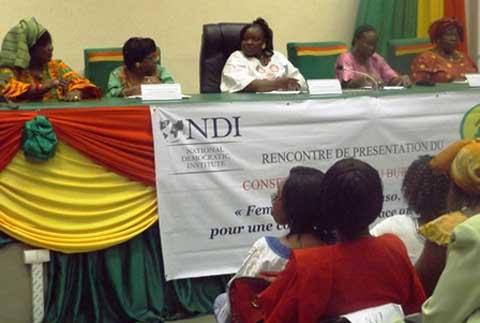 Conseil des Femmes du Burkina: Pour l'épanouissement des femmes et le  développement du Burkina