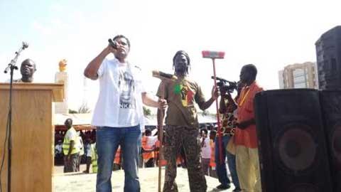 Balai citoyen: Un concert gratuit pour dire  NON au referendum
