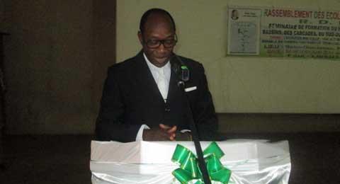 RDEBF à Bobo: Ram Ouedraogo propose l'alternative de l'écologie politique pour désamorcer  les tensions politiques