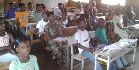 CEP 2014 à Ouaga: La première journée se déroule bien, dans l'ensemble