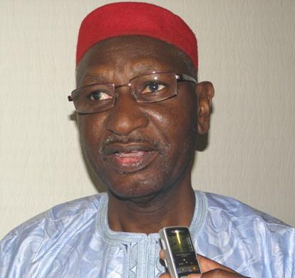 CEP 2014: Amadou Diemdioda Dicko apporte le «soutien du président Blaise Compaoré» aux candidats
