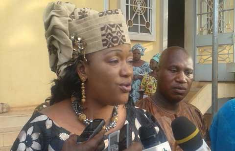 Meeting contre le referendum: «Si Bobo dit non, rien ne pourra y faire», foi de Saran Séré/Sérémé