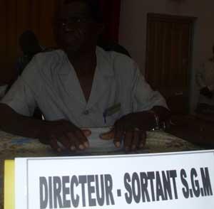Structure de la gestion des marchés de Bobo: Amidou Barry a été installé dans ses fonctions