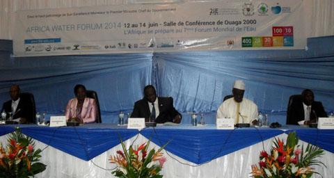 Africa Water Forum: 72 heures pour s'accorder sur une position africaine  à défendre à Daegu