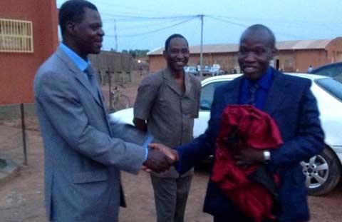 Enseignement supérieur: Timbila Sawadogo, premier Docteur «made in Koudougou»