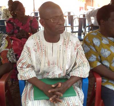 Commune de  Banfora: un conseiller municipal démissionne  du Rassemblement pour le développement du Burkina(R.D.B).
