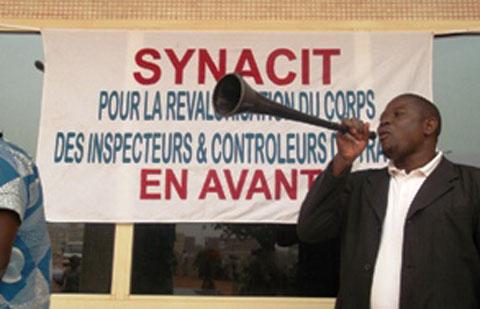 Contrôleurs et inspecteurs du travail: Un sit-in les 25 et 26 juin prochains sur toute l'étendue du territoire