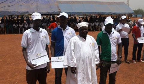 Situation nationale: des jeunes de Wayalghin réaffirment leur soutien à Blaise Compaoré