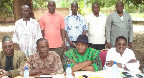 Banfora: Soma Koulba prend les rênes du MPP dans la province