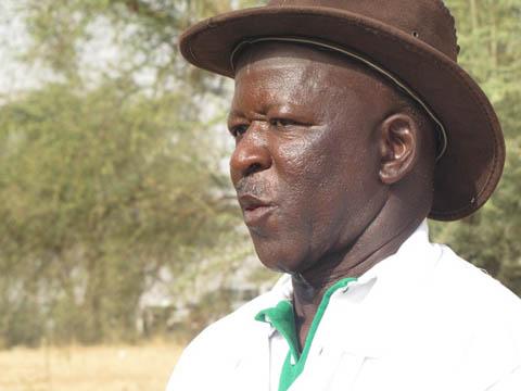 Dr Ben Idrissa Ousséni, vétérinaire à l'Oudalan: «Environ 10% du cheptel déjà à terre»
