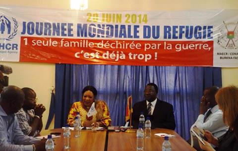 Journée internationale des réfugiés: Goudebo abritera les festivités