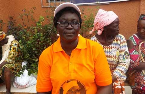Fondation Lucie Kaboré: une journée de soin pour les veuves et les orphelins