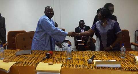 Education des adultes: Afsata Kaboré et Rasmata Nabaloum apportent leur contribution