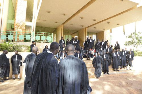 Syndicat National des Agents de la Justice:  Suspension du mot d'ordre de grève