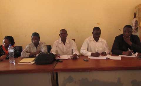 Transparence dans les industries extractives: L'ITIE-BF présente le 3e rapport aux populations de Zabré