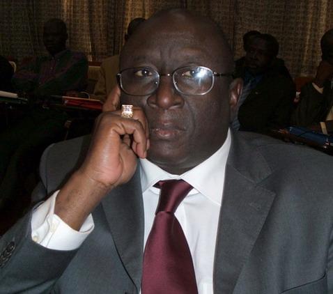 Obsèques du juge Salifou NEBIE: Remerciements de la famille
