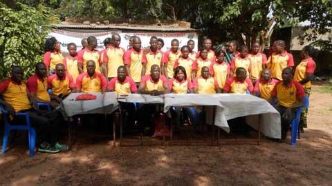 Bobo: l'Action jeunesse pour le changement (AJC) mobilise pour l'enrôlement biométrique