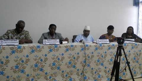 Commune de Bobo: Salia Sanou fait le point de l'avancement des chantiers