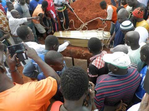 Bobo: Sidiki Diarra a été inhumé