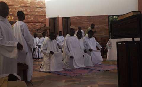 Religion: Le monastère de koubri s'agrandit