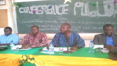 Consolidation de la paix au Burkina Faso: «Le MEJ  apporte sa modeste pierre»