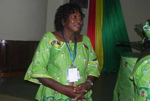 Union Nationale des Femmes de l'UPC: Henriette Zoumbaré élue présidente