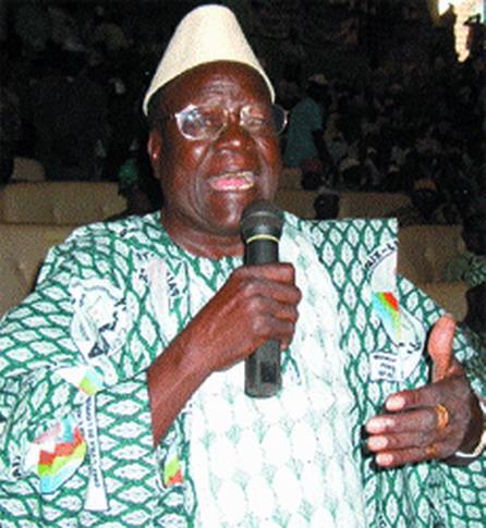 Décès de Gérard Kango OUEDRAOGO: Les condoléances du Chef de file de l'Opposition