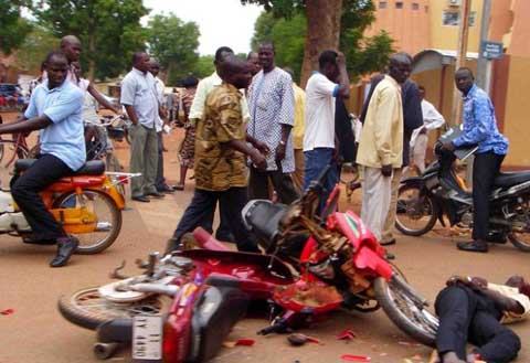 Circulation à Ouaga: L'intolérance, un véritable phénomène de mode