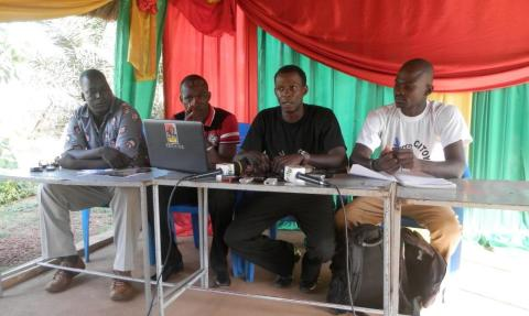 Alexandre kaba Diakité: «Pourquoi le CDP ne refuse pas des autorisations à la FEDAP-BC?»