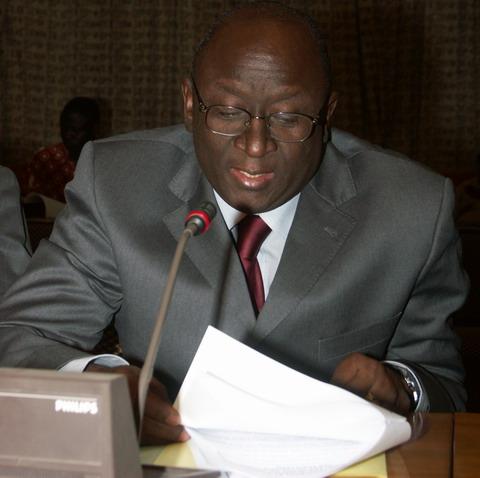 Mort du juge Salifou NEBIE: Extraits du rapport d'autopsie du Dr CHOCHOIS