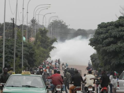 Déclaration du CFOP sur la dispersion de manifestations à Ouagadougou et Bobo-Dioulasso