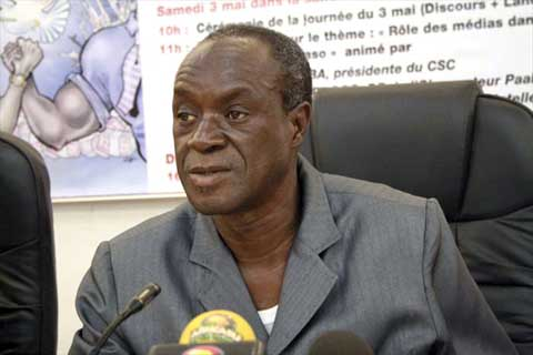Justin Coulibaly, secrétaire général du SYNATIC:«L'attitude du gouvernement commence à friser le mépris et il faut agir»
