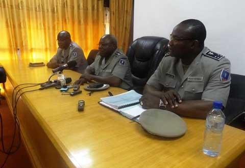 Police nationale: Matinée d'information sur les  grades et galons