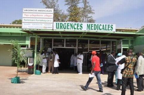 Humeur: Nous demandons la contribution des Burkinabè pour créer un parking à l'hôpital Yalgado pour le chef du service d'ophtalmologie