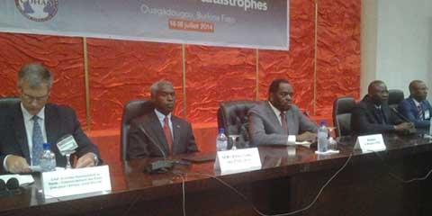 Préparation et réponse aux catastrophes: Le Burkina s'assure de son dispositif