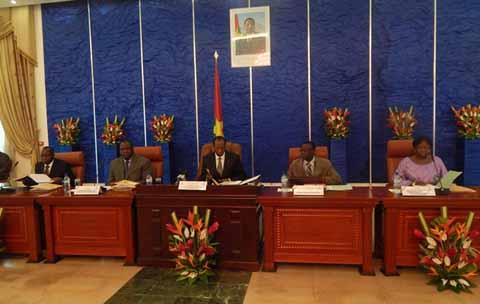 Session du Conseil supérieur de la magistrature: Acquis et défis au menu