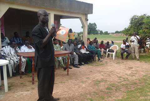 Politique: Le MPP à la conquête du  Sud du Sanguié