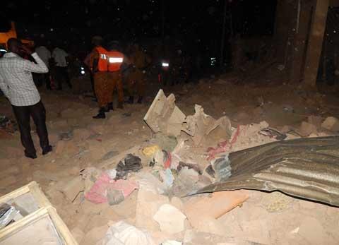 Explosion à Larlé: La compassion du CDP