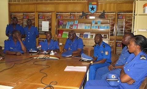 Lutte contre la criminalité: un délinquant dans les filets de la gendarmerie