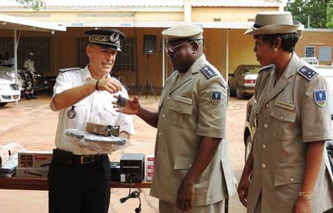 Lutte contre la drogue au Burkina: Le coup de pouce de la coopération française