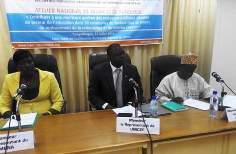 Dépenses publiques dans l'éducation: 20 communes, désormais gardiennes de la transparence