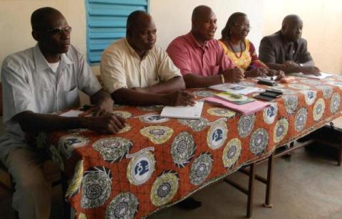 Comités contre le référendum: L'opposition du Houet s'active