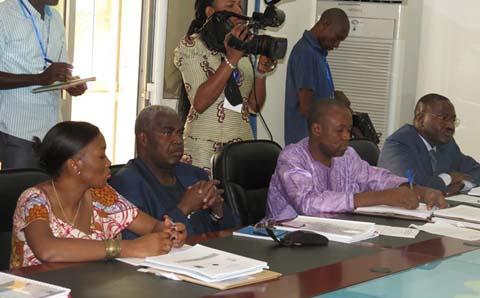 Programme de renforcement de la gouvernance: Le comité de pilotage fait le point à mi-parcours