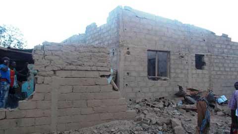 Ouaga: Une autre explosion à Tanghin fait moins de bruit