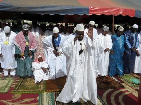 Aïd Al-Fitr à Ouagadougou: