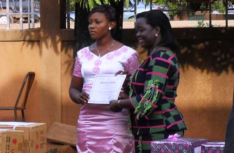 Maison de la femme de Ouagadougou: La 5e  promotion des couturières sur le marché de l'emploi