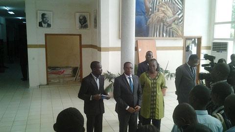 Assemblée nationale: Elèves et étudiants du Loroum à la découverte de l'institution