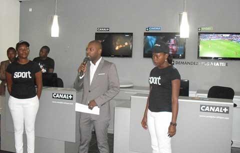 Canal+ Burkina a désormais une nouvelle boutique à Koulouba